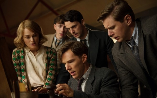 The Imitation Game la colonna sonora di Alexandre Desplat (2)
