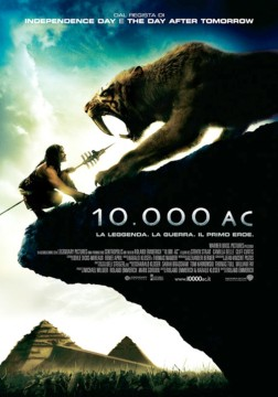 10.000 ac poster