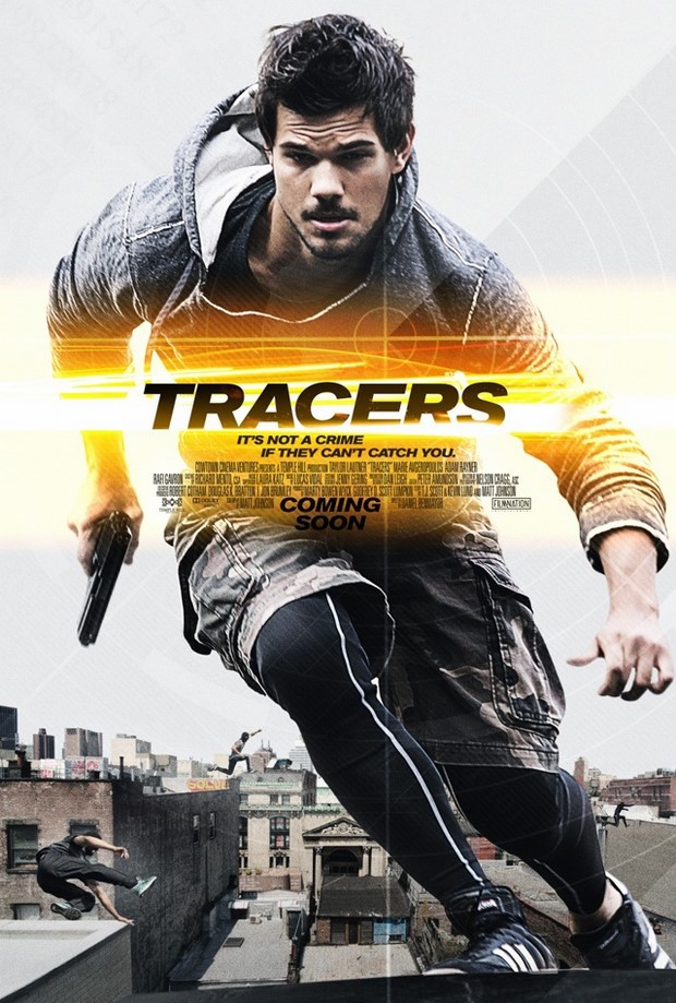 Tracers trailer e poster dell'action-thriller con Taylor Lautner (2)