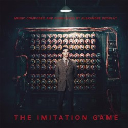 The Imitation Game la colonna sonora di Alexandre Desplat (1)