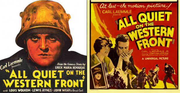 all-quiet-on-the-western-front-posters