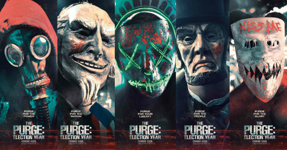 The Purge Election Year Poster Wallpapers: La Notte Del Giudizio 3, La Recensione Di Blogo