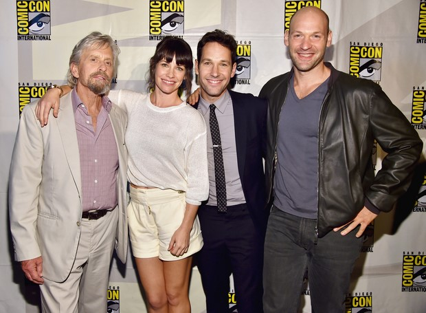"""Marvel's Hall H Panel For """"Ant-Man"""""""