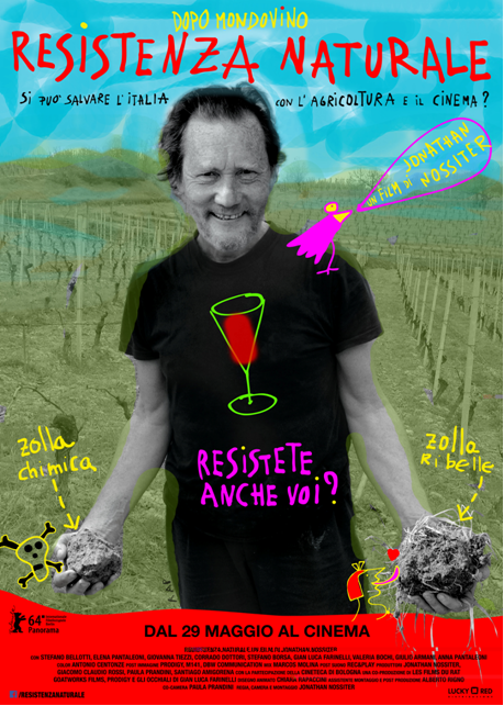 Resistenza Naturale poster 1