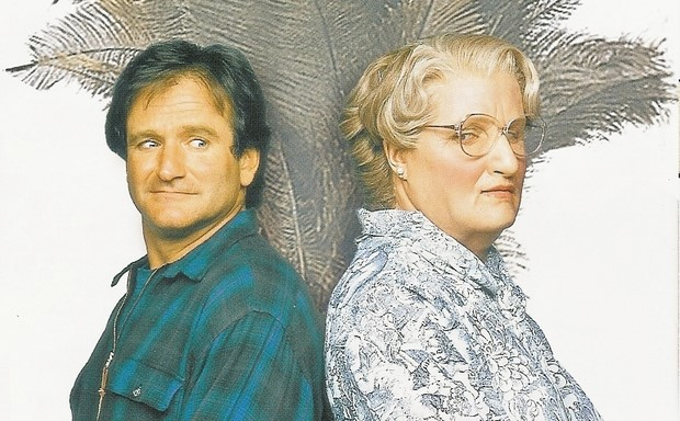 Stasera in tv Mrs. Doubtfire su Canale 5 (2)