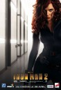 4 nuovi character poster per Iron Man 2