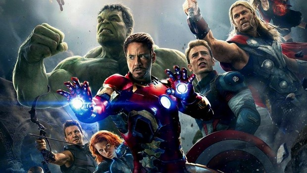 Avengers - Age of Ultron poster ufficiale del sequel Marvel