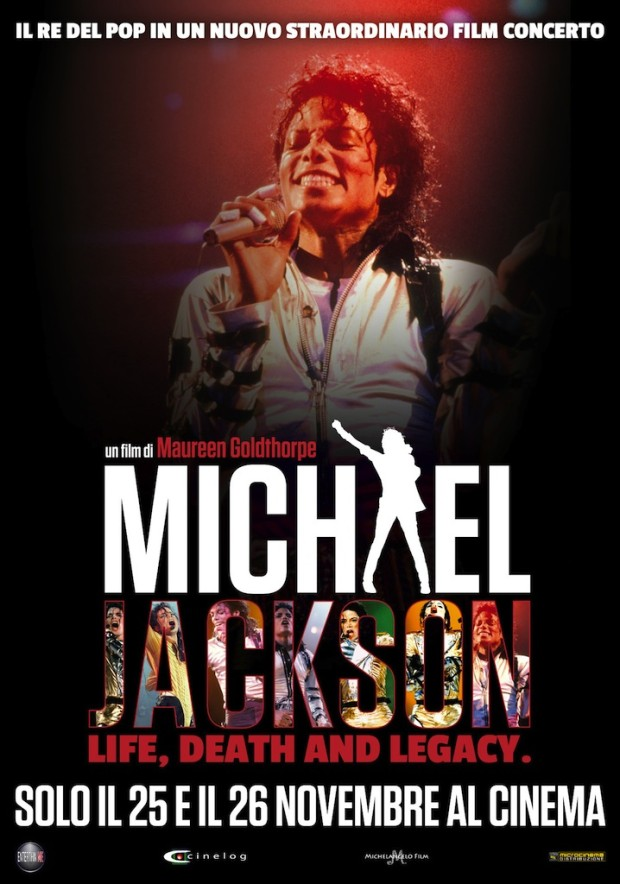 Michael Jackson – Life Death and Legacy - poster