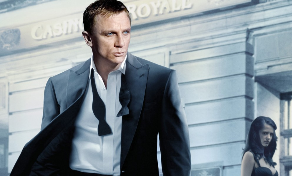 Trama del film casino royale