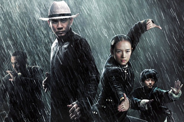 The Grandmaster: clip in italiano con intervista al regista Wong Kar-wai