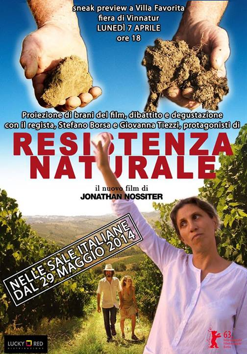 Resistenza Naturale poster 2