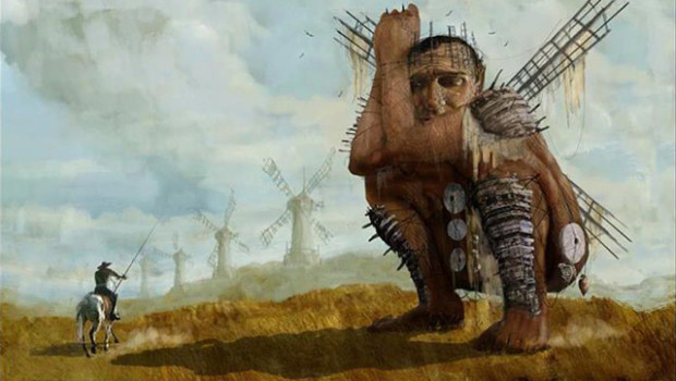 Don Chisciotte di Terry Gilliam: via alle riprese a fine settembre