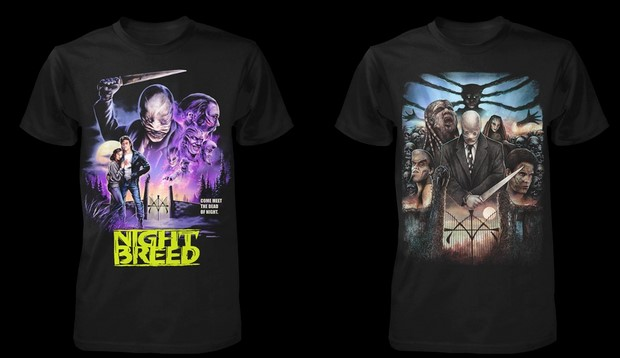 Halloween 2014 le nuove t-shirt dell'horror Cabal (1)