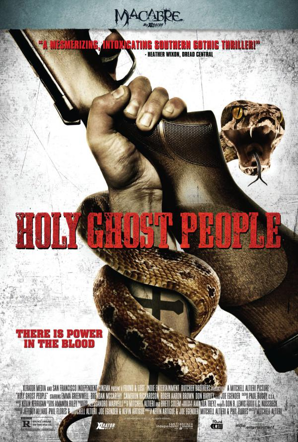 Holy Ghost People poster 1