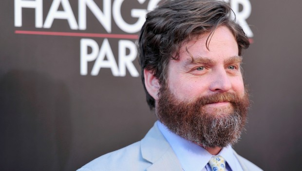"Premiere of Warner Bros. Pictures' ""Hangover Part 3"" - Arrivals-Zach-Galifianakis"
