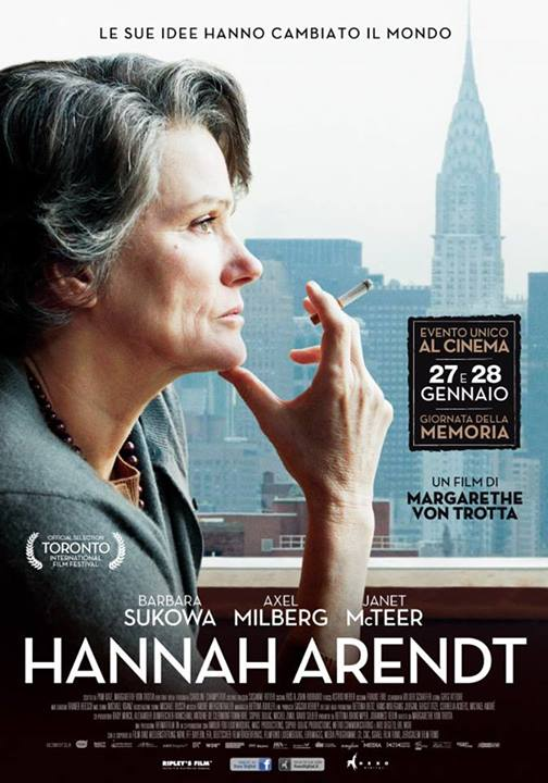 Hannah Arendt - poster