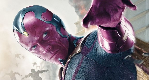 Avengers Age of Ultron - nuovo character poster con Vision (2)