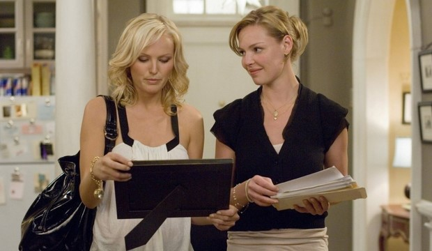 Stasera in tv su Canale 5 27 volte in bianco con Katherine Heigl (3)