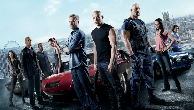 Fast and Furious 7: set in fuga dall'Egitto in fiamme