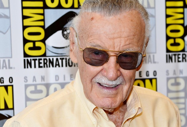 """Stan Lee's """"World Of Heroes"""" YouTube Channel - Comic-Con International 2013"""