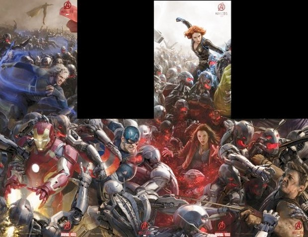 The Avengers 2 nuovi concept art dal Comic-Con 2014 (1)