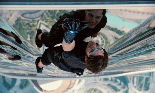 Stasera in tv su Canale 5 Mission Impossible - Protocollo fantasma con Tom Cruise (6)