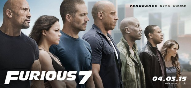 Fast and Furious 7 nuovo poster in attesa del trailer (1)