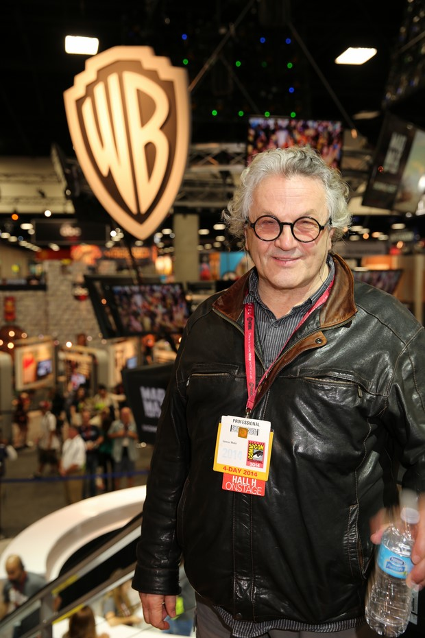 Warner Bros. At Comic-Con International 2014