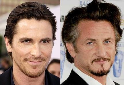 Christian Bale-Sean Penn