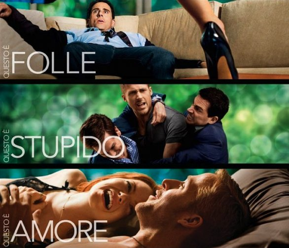 Crazy, Stupid, Love, vi è piaciuto?