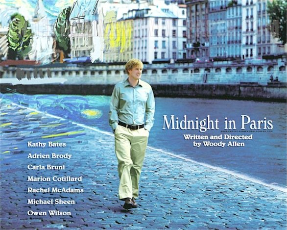 FantaBoxOffice Italia: quanto incasserà Midnight in Paris in questo primo weekend di programmazione?