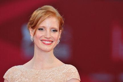 Jessica Chastain sarà Lady Diana in Caught In Flight