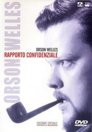 Locandina Mr Arkadin Orson welles