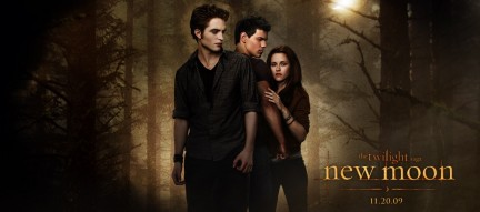 New Moon boom al botteghino italiano: 10 milioni di euro!