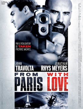 Nuovo poster per From Paris With Love