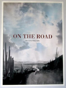 On the Road di Walter Salles: primo poster