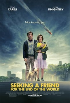 Primo poster per Seeking a Friend for the End of the World