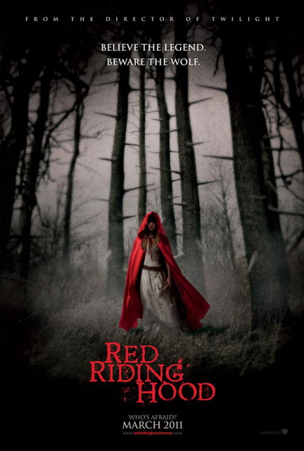 Red Riding Hood teaser poster