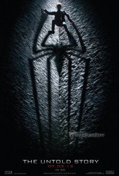 Spendido teaser poster per The Amazing Spider-Man