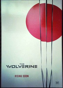 Teaser poster per The Wolverine?