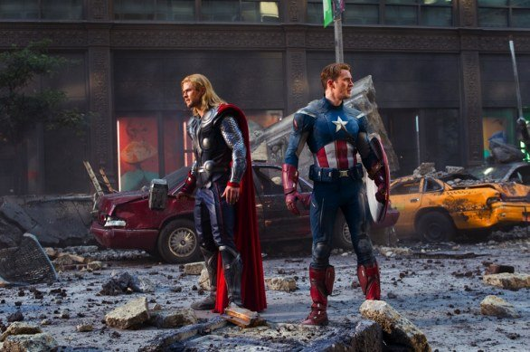 The Avengers: Recensione in Anteprima