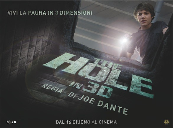 The Hole in 3D lancia il �panic container� a Milano