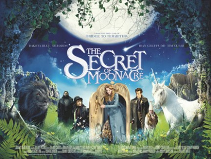 The Secret of Moonacre trailer featurette
