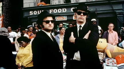 The blues brothers film cattolico film cult