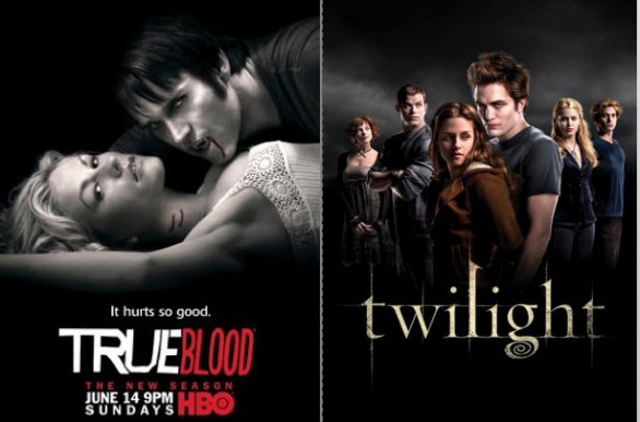 true blood vs twilight essay Somehow, true blood stays true to the characters, if not so much to the story line i recommend the entire series to anyone who likes dark comedy, light horror.