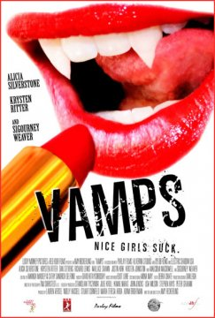 Vamps: primo poster