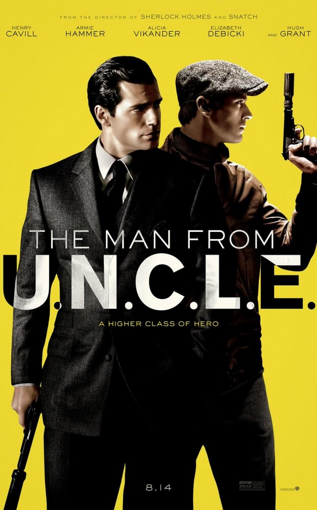 The Man from U.N.C.L.E. - primo trailer dell'action-thriller di Guy Ritchie
