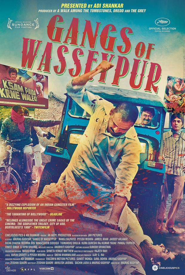 Gang of Wasseypur Part 1 & 2 trailer senza censure del gangster-movie indiano (1)