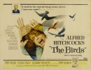 Gli Uccelli (The Bird, Usa, 1963), Alfred Hitchcock, Tippi Hedren poster 1