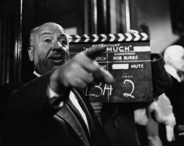 Alfred Hitchcock, 13 giu 1955 © Foto Getty Images